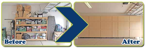 Diy do it yourself garage cabinets tampa st petersburg we will be happy to professionally install your slide lok modular cabinet system solutioingenieria Gallery