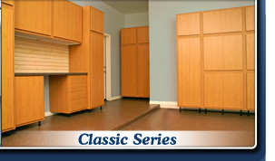 Classic garage cabinets Tampa Florida