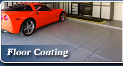 Garage floor coating Pinellas County
