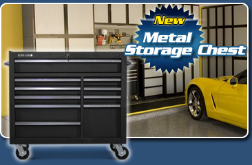 Pasco County Florida garage storage cabinet