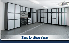 Garage cabinet Tech Series St Petersburg
